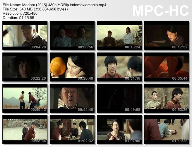 18+ Madam 2015 Movie Download HDRIP 720P 582MB