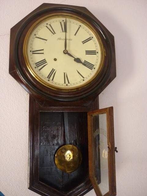 Jam Bahari Vintage Watch Collection Ansonia Wall Clock