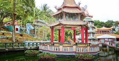 Haw Par Villa, Tempat Wisata di Singapura keren unik, bukusemu