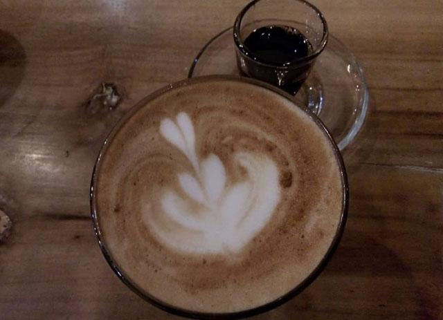 hardi's espresso