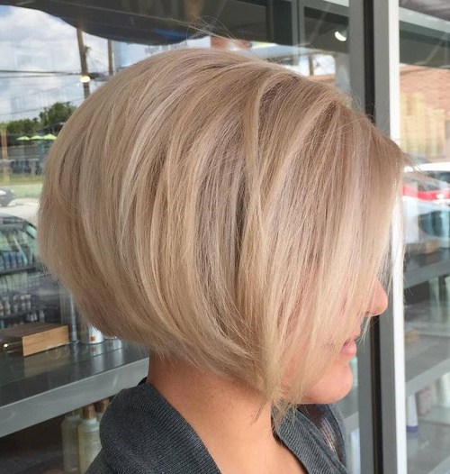 New Short Bob Hairstyles