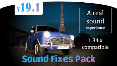 Sound Fixes Pack v19.1