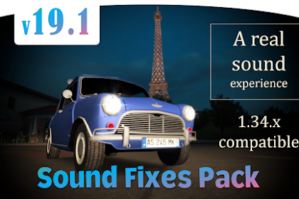 Sound Fixes Pack v19.1