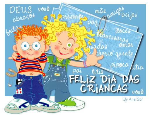 Mensagens Dia Das Criancas: Mensagens Da Net: 12 De Outubro Dia Das Crianças
