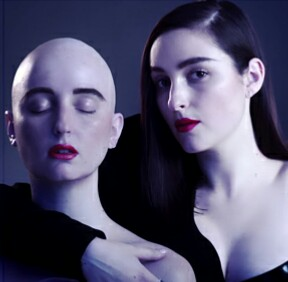 Banks on her new video