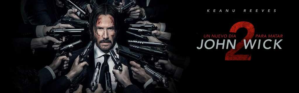 John Wick 2: Un Nuevo Día Para Matar (2017)
