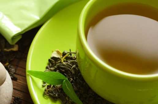 The End of Green Tea Alkaline
