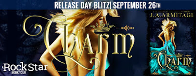 {Excerpt+Giveaway} CHARM by J.A. Armitage @armitageauthor