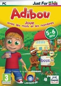 Adibou joue avec les mots et les nombres 5-6 ans Cracked JEUX PC EN LIGNE + MODS MULTI FRANCAIS ...