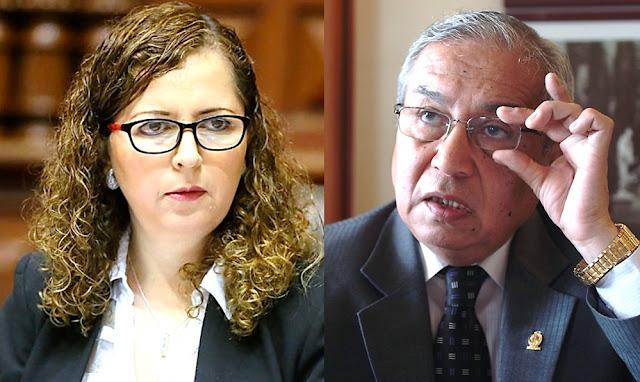Reunion secreto de Bartra con Chávarry, Visita no registrado en Fiscalía de la Nación