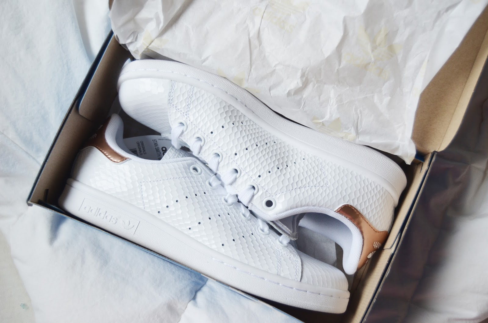 adidas originals stan smith gouden