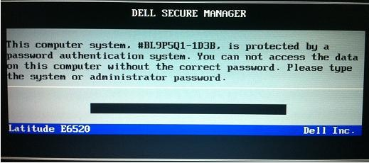 Unlock Dell Precison M6700 Bios Amp HDD On Laptop Amp Notebook