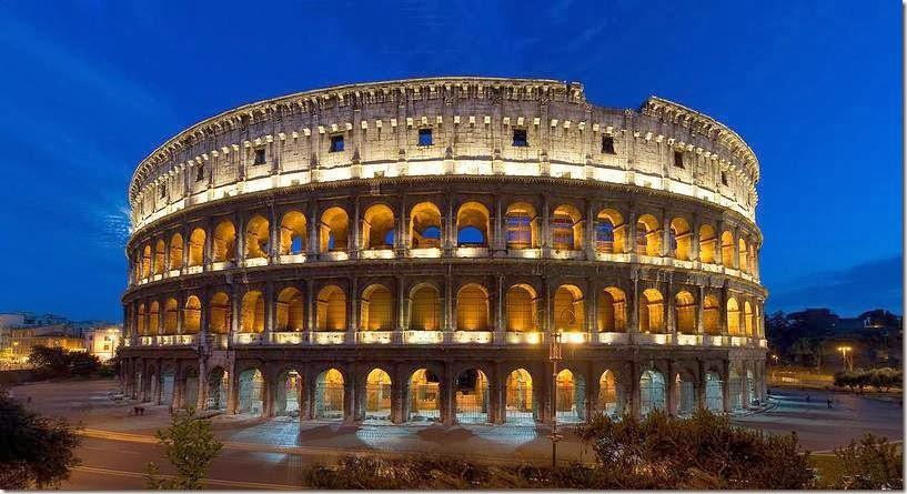 義大利羅馬競技場 - 歐洲旅遊景點 / 歐洲觀光景點: 義大利羅馬競技場