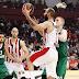 Ζαλγκίρις - Ολυμπιακός 78-56 (30')