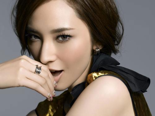 Pace Wu-Taiwanese Model - Girls Idols Wallpapers and Biography