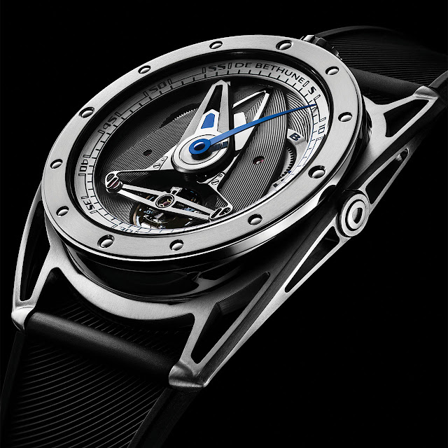 De Bethune DB28 GS Mechanical Hand-wound Watch