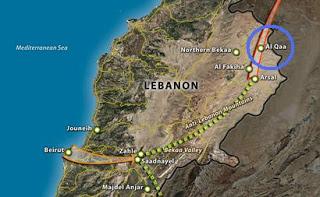 ISIS convoy stranded in Syria desert