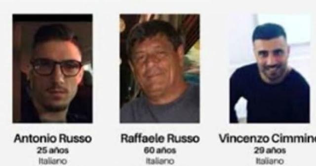 """""""POLIS"""" ITALIANOS VENDRAN a MEXICO a BUSCAR a PLAGIADOS por POLICIAS y ENTREGADOS al C.J.N.G."""