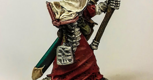Mordheim Possessed Magister