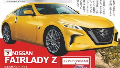 日産 次期フェアレディZ Z35型 フルモデルチェンジ最新情報