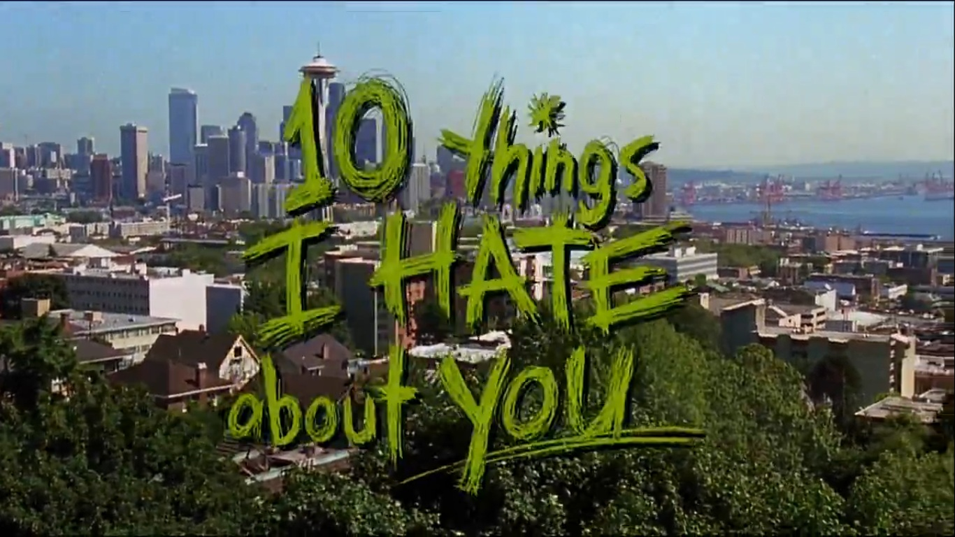 Genre Grandeur 10 Things I Hate About You 1999: Kobran: Juli 2011