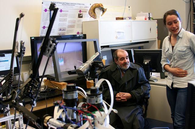 Fallece Tony Dyson creador del robot R2D2 de Star Wars