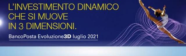 BancoPosta Evoluzione 3D Luglio 2021: un investimento conveniente?