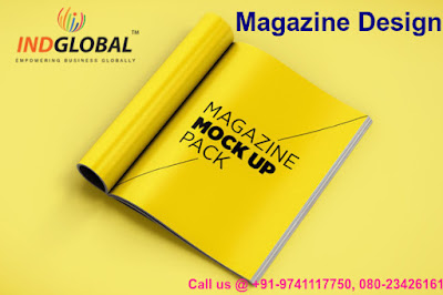 Magazine Design Company in Bangalore