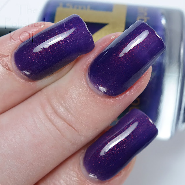 Bee's Knees Lacquer - Master of Alchemy