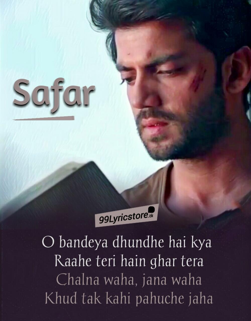 Safar Notebook Lyrics Mohit Chauhan Vishal Mishra