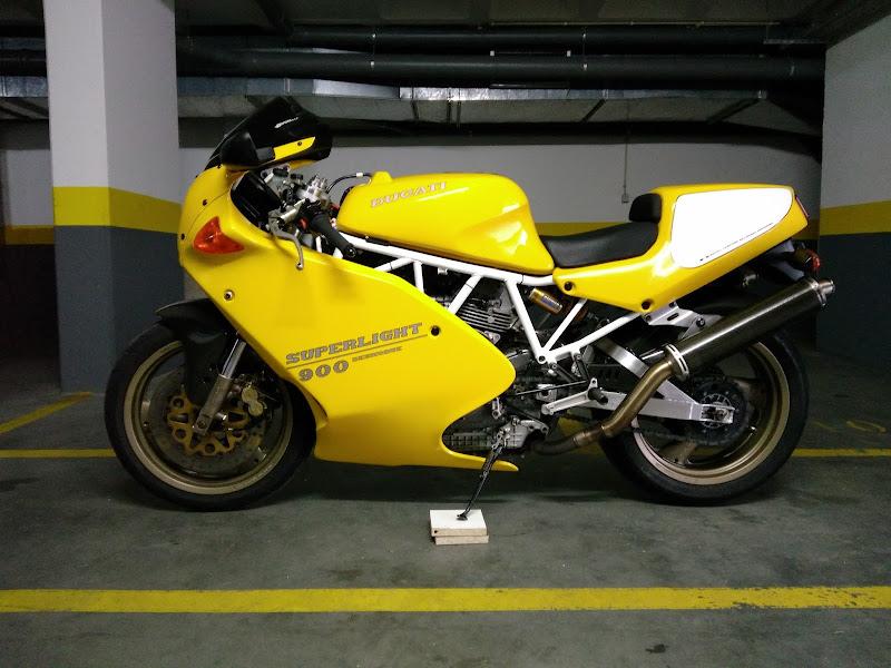 Ducati Sts Forum
