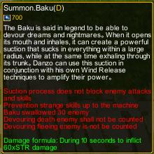 Naruto Castle Defense 7.05 Baku detail