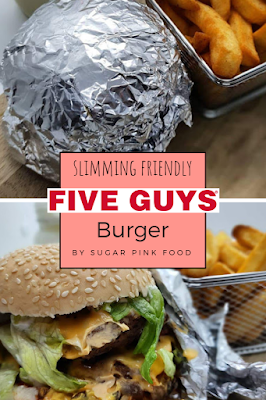 Five guys recipe burger at home
