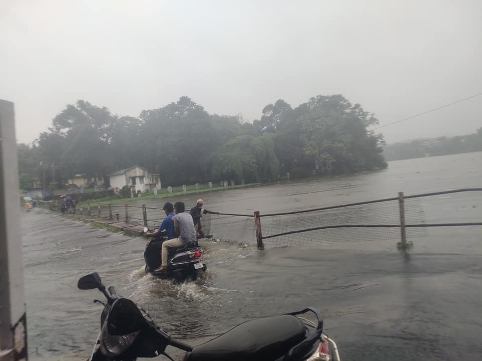 jhabua barish- anas nadi-bada talab-अनास नदी उफान पर, 24 घंटे में 3.3 इंच बारिश