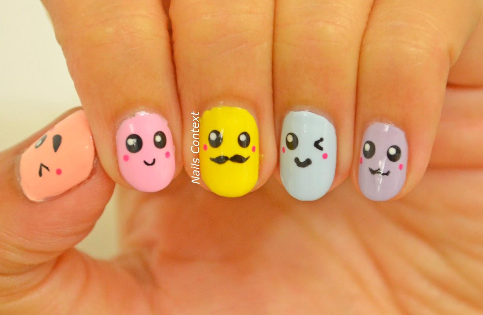 Nails Context: Kawaii Nails