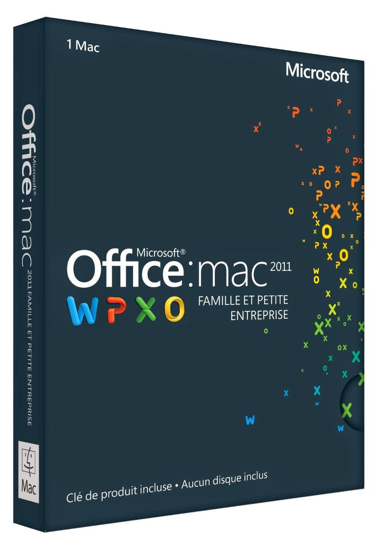 télécharger pack office mac 2011 gratuit