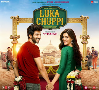 Luka Chuppi First Look Poster 6
