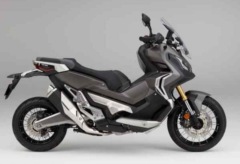voromv moto novedades 2017 honda x adv 750 el scooter que quiere cubrirlo todo mega galer a. Black Bedroom Furniture Sets. Home Design Ideas