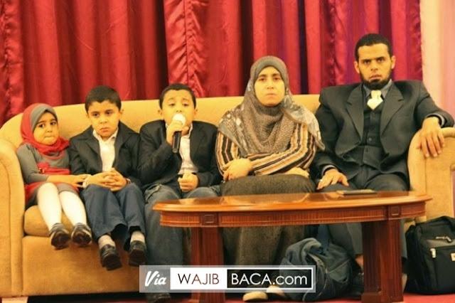Trik Jitu Ibu 3 Hafizh, Untukmu yang Ingin Punya Anak Penghafal Qur'an!