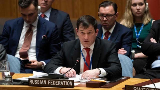 Rusia denuncia que EEUU busca crear un semi-Estado en Siria