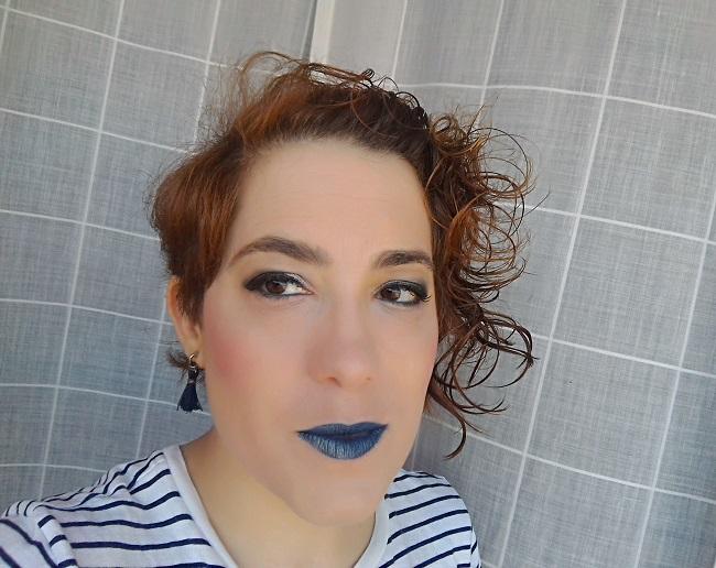 Maquillaje con labiales Full Matte Lipstick de Pierre Rene