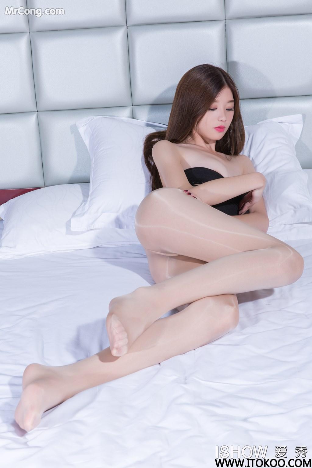 Image ISHOW-No.178-Liny-MrCong.com-008 in post ISHOW No.178: Người mẫu 林沐沐Liny (32 ảnh)