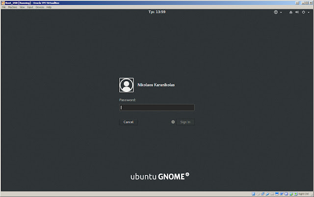 Boot From a USB Drive in VirtualBox