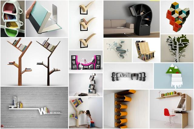 70 Best Bookshelf Designs