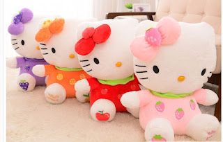 Gambar Boneka Hello Kitty 3
