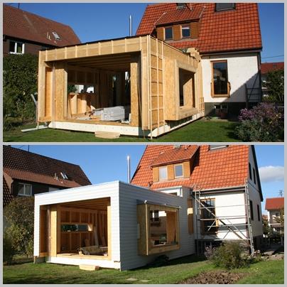 hausanbau aus holz trendy anbau in with hausanbau aus holz cool dekor und design anbau an. Black Bedroom Furniture Sets. Home Design Ideas