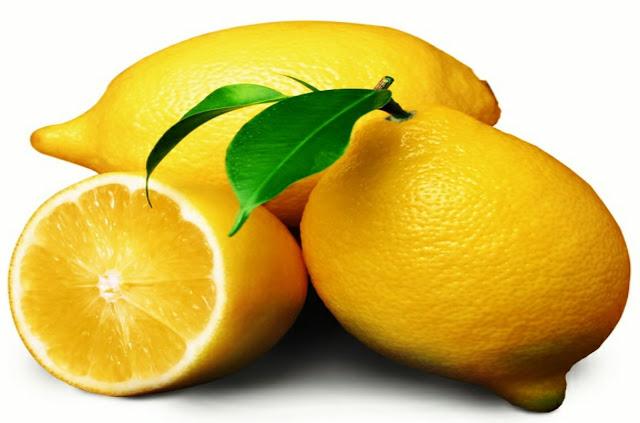 Manfaat Buah Lemon Untuk Menghilangkan Bau Badan