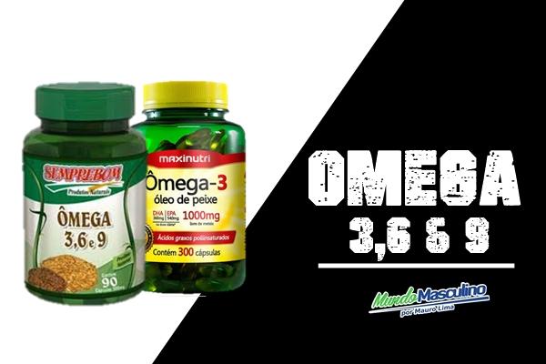 Omega 3, 6 & 9 O Que é? Para Que Serve? & Onde Encontra?
