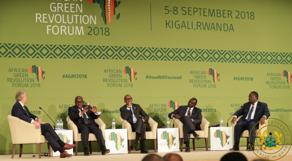 """""""8.36% Agricultural Growth In 2017 A Result Of Prudent Policies"""" – President Akufo-Addo"""