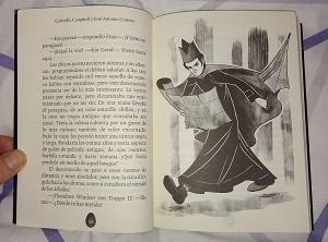Fantasía infantil, El día del dragón, de Gabriella Campbell y José Antonio Cotrina